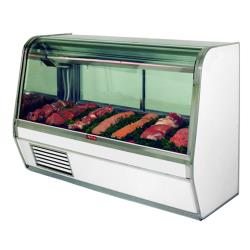 Howard McCray - SC-CMS32E-4-LED - 50 in x 49 3/5 in White Meat Case image