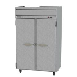 Beverage Air - HF2HC-1S - 2 Solid Door Horizon Series Reach-In Freezer image