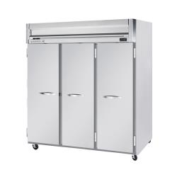 Beverage Air - HFPS3HC-5S - HFPS Series 3 Solid Door Reach-In Freezer image