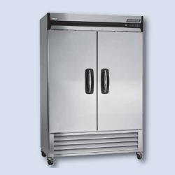 Nor-Lake - NLF49-S - AdvantEDGE 2 Door Reach-In Freezer image