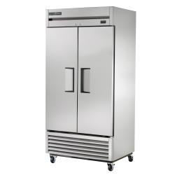 True - T-35F-HC - 35 cu ft Reach-In Freezer w/ 2 Swing Doors image