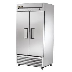 True - T-35F - T-Series 2 Door Reach In Freezer image