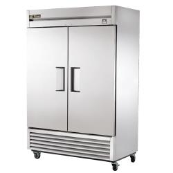 True - TS-49F - TS-Series 2 Door Reach-In Freezer image