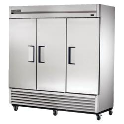 True - TS-72F-HC - 3-Door Reach-In Freezer image