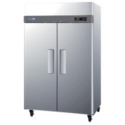 Turbo Air - M3F47-2 - M3 Series 2 Door Reach-In Freezer image
