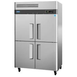 Turbo Air - M3F47-4 - M3 Series (4) 1/2 Door Reach-In Freezer image