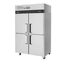 Turbo Air - M3F47-4-N - M3 Series (4) 1/2-Door Reach-In Freezer image