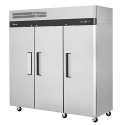 Turbo Air - M3F72-3-N - M3 Series 3-Door Reach-In Freezer image