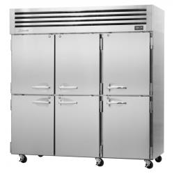 Turbo Air - PRO-77-6F-N - 6 Solid 1/2 Door PRO Series Reach-In Freezer image