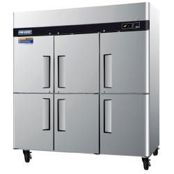 Turbo Air - PRO-77-6F - Premiere Series 6 Door Reach In Freezer image