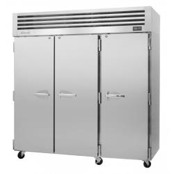 Turbo Air - PRO-77F-N - 3 Solid Door PRO Series Reach-In Freezer image