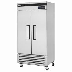 Turbo Air - TSF-35SD-N - Super Deluxe 2-Door Reach-In Freezer image