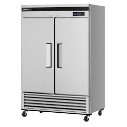 Turbo Air - TSF-49SD-N - Super Deluxe 2-Door Reach-In Freezer image