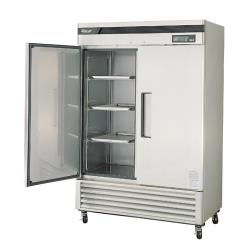 Turbo Air - TSF-49SD - Super Deluxe 2 Door Reach-In Freezer image