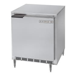Beverage Air - UCF27A-17 - 27 in 1 Door Undercounter Freezer with 6 in Legs image