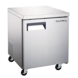 Culitek - MRUCFZ-27 - 27 in 1-Door SS-Series Undercounter Freezer image
