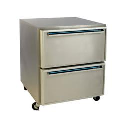 Silver King - SKF27D/C2 - 2 Drawer Undercounter Freezer image