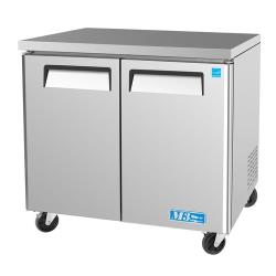 Turbo Air - MUF-36 - 36 in Undercounter Freezer image
