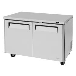 Turbo Air - MUF-48-N - M3 Series 2-Door 48 in Undercounter Freezer image