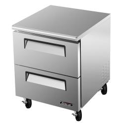 Turbo Air - TUF-28SD-D2 - 28 in 2 Drawer Undercounter Freezer image