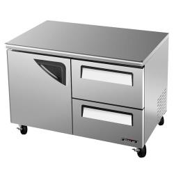 Turbo Air - TUF-48SD-D2 - 48 in 2 Drawer Undercounter Freezer image