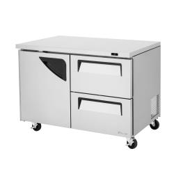 Turbo Air - TUF-48SD-D2-N - 48 in 2-Drawer Undercounter Freezer image