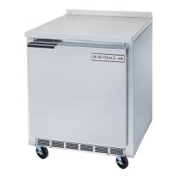Beverage Air - WTF27A - 27 in 1 Door Worktop Freezer image