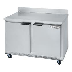 Beverage Air - WTF48AHC - 48 in 2 Door Worktop Freezer image