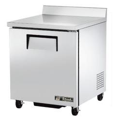 True - TWT-27F-HC - 1 Door Worktop Freezer image