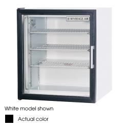 Beverage Air - CF3-1-B - 23 in Glass Door Countertop Freezer image