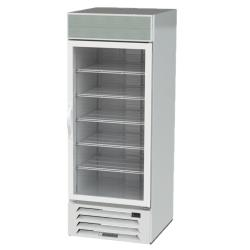 Beverage Air - MMF27-1-W-LED - 26 cu ft White 1 Door MarketMax Frozen Merchandiser image