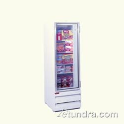 Howard McCray - GF22 - 22 cu ft Top Mount White Frozen Merchandiser image
