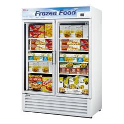 Turbo Air - TGF-49F-N - Frozen Merchandiser w/ 2 Swing Doors image