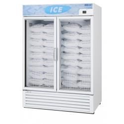 Turbo Air - TGIM-49W-N - 46.2 cu/ft Ice Merchandiser image