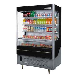 Beverage Air - VM18-1-B-LED - 51 in Vuemax™ Open-Air Merchandiser image