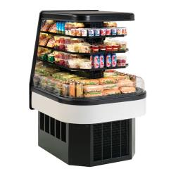 "Federal - ECSS40SC - 40"" x 60"" Refrigerated End Cap Merchandiser image"