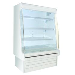 Howard McCray - SC-OD35E-6S-LED - 75 in White Open Merchandiser image