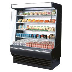 Turbo Air - TOM-60DXB-N - 60 in Extra-Deep Open-Display Merchandiser image