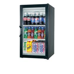 Beverage Air - CT96-1-B-LED - 37 1/2 in Countertop Refrigerator image