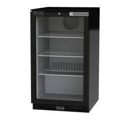 Beverage Air - CT96HC-1-B - 5.9 cu/ft Black Refrigerated Countertop Merchandiser image