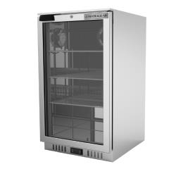 Beverage Air - CT96HC-1-S-MR - 5.9 cu/ft S/S Refrigerated Countertop Merchandiser image