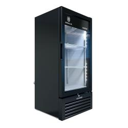 Beverage Air - MT10-1B - 7 cu ft Black 1-Door Marketeer™ Merchandiser Fridge image