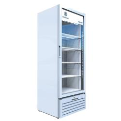 Beverage Air - MT23-1W - 15 cu ft White 1-Door Marketeer™ Merchandiser Fridge image