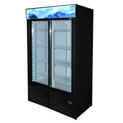 Fagor - FMD-35-SD - 43 in Refrigerated Merchandiser with 2 Sliding Doors image