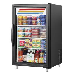 True - GDM-07-HC~TSL01 - 7 cu ft Countertop Refrigerated Merchandiser image