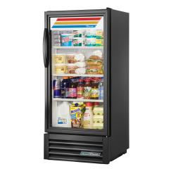 True - GDM-10-HC~TSL01 - 10 cu ft Refrigerated Merchandiser image