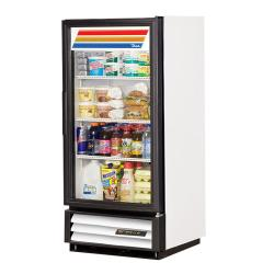 True - GDM-10-LD - 10 cu ft Refrigerated Merchandiser w/ 1 Swing Door image