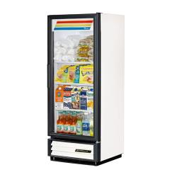 True - GDM-12-LD - 12 cu ft Refrigerated Merchandiser w/ 1 Swing Door image