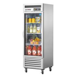 Turbo Air - MSR-23G-1 - Maximum Series Refrigerated Merchandiser w/ 1 Swing Door image