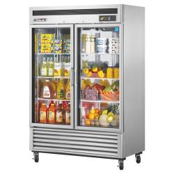 Turbo Air - MSR-49G-2 - Maximum Series Refrigerated Merchandiser w/ 2 Swing Doors image
